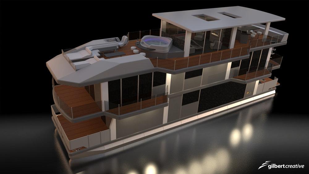 TA Tri-Deck