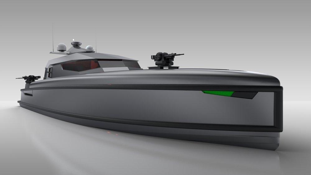 Vector MV 55 Concept
