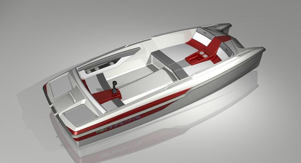 Infinyte i4 Shoreline Cruiser