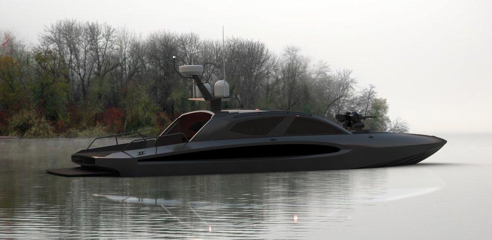 Vector MV1-R Concept