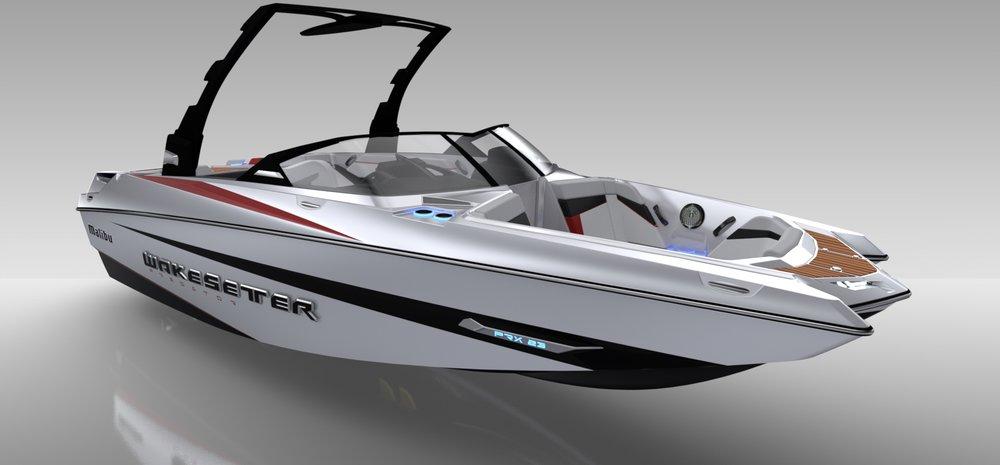 Malibu M235 Concept