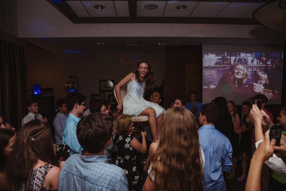 Raleigh Bat Mitzvah, Shani