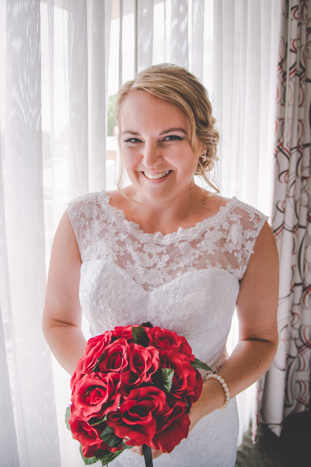 Raleigh Wedding, DoubleTree Hotel, Megan and Adam, bridal portrait