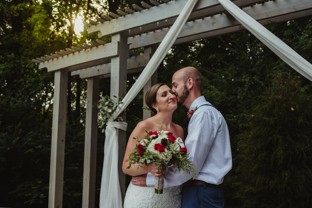 Cedar Grove Acres, Raleigh Wedding Photographer, Katie and Tyler, bride and groom