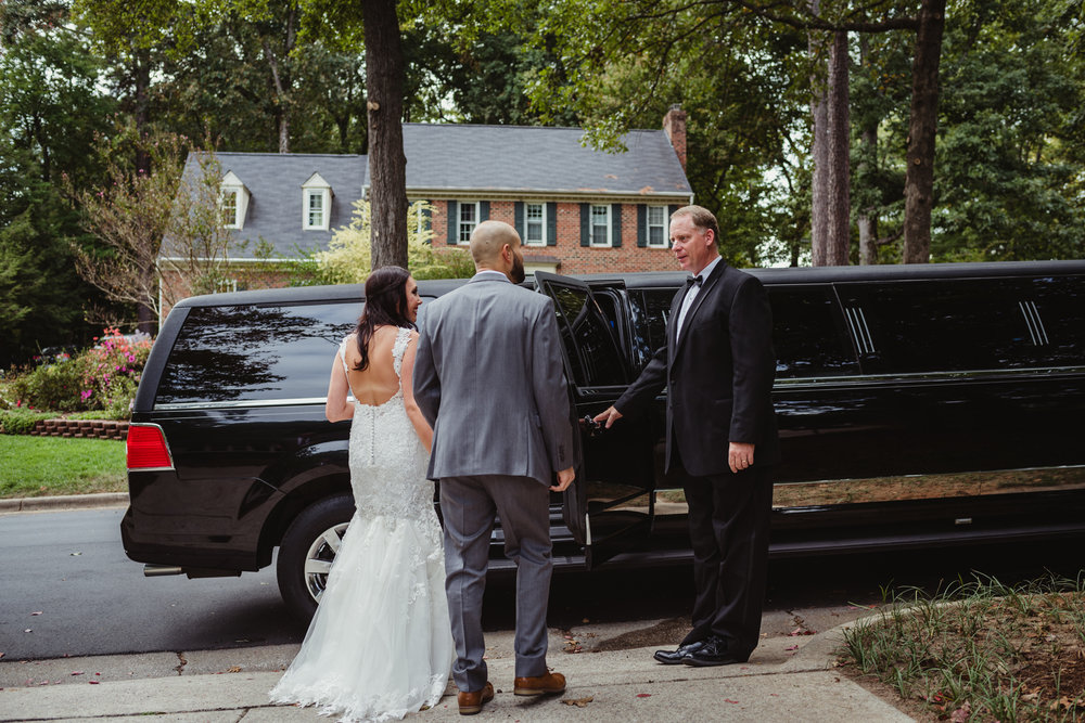 Raleigh wedding photography, Martha and SId