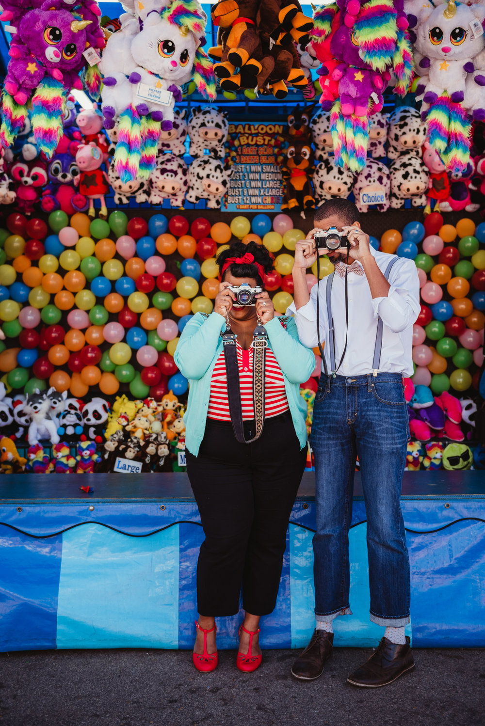 taking-pictures-with-vintage-cameras-at-the-NC-State-fair.jpg