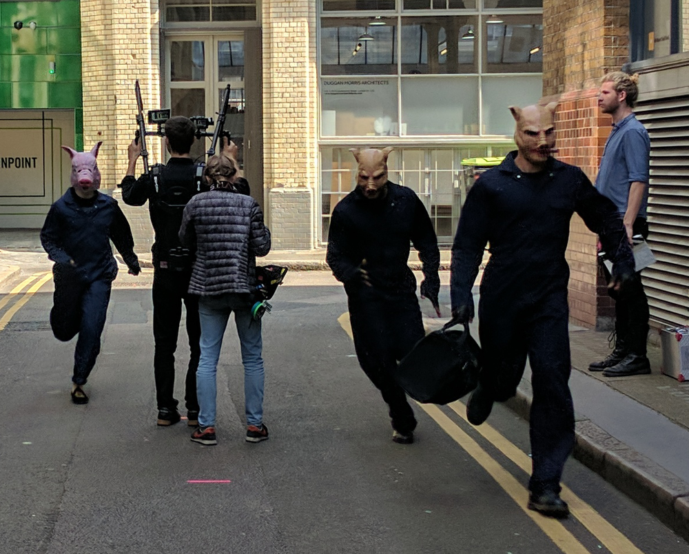 LIVE ACTION , PRODUCTION & DIRECTION  From inception to final delivery our experience means we take the pressure off and look after the whole production process.