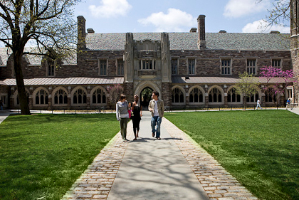 College Rankings - Princeton University