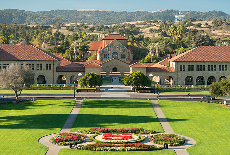 "Stanford University - Ranked ""Best University in World."""