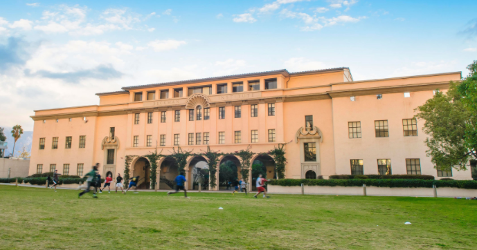 Official Best University Rankings: CalTech.