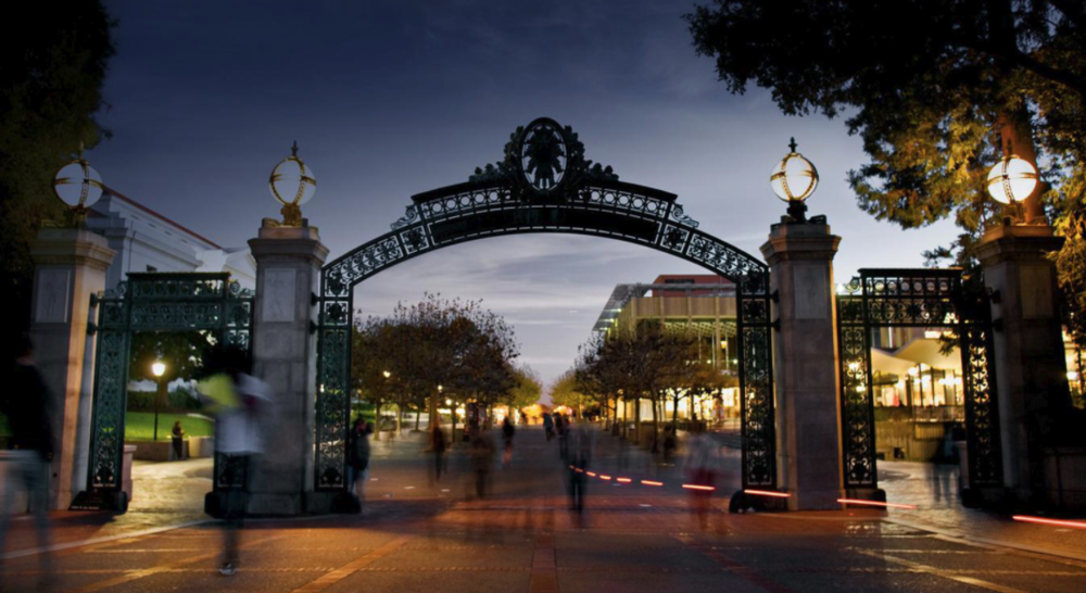 Ranking of Universities in the World: University of California at Berkeley