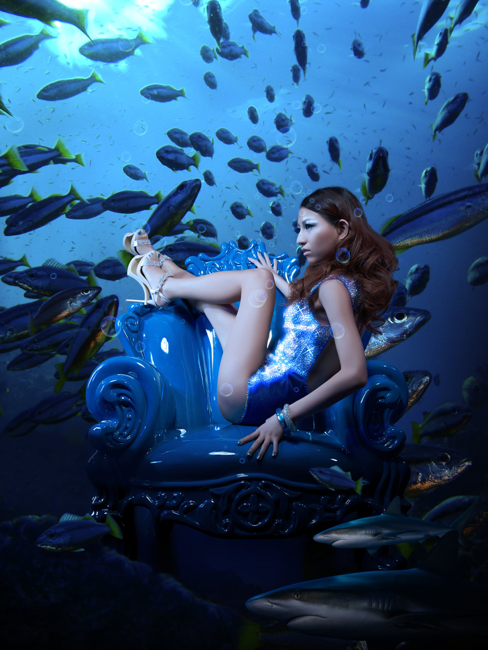 Fish 鄺書伃  – 造型設計師