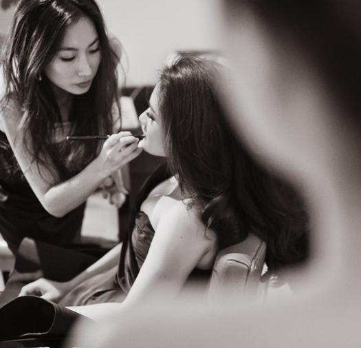 Eva  蒋君怡  – Vogue美妆博客