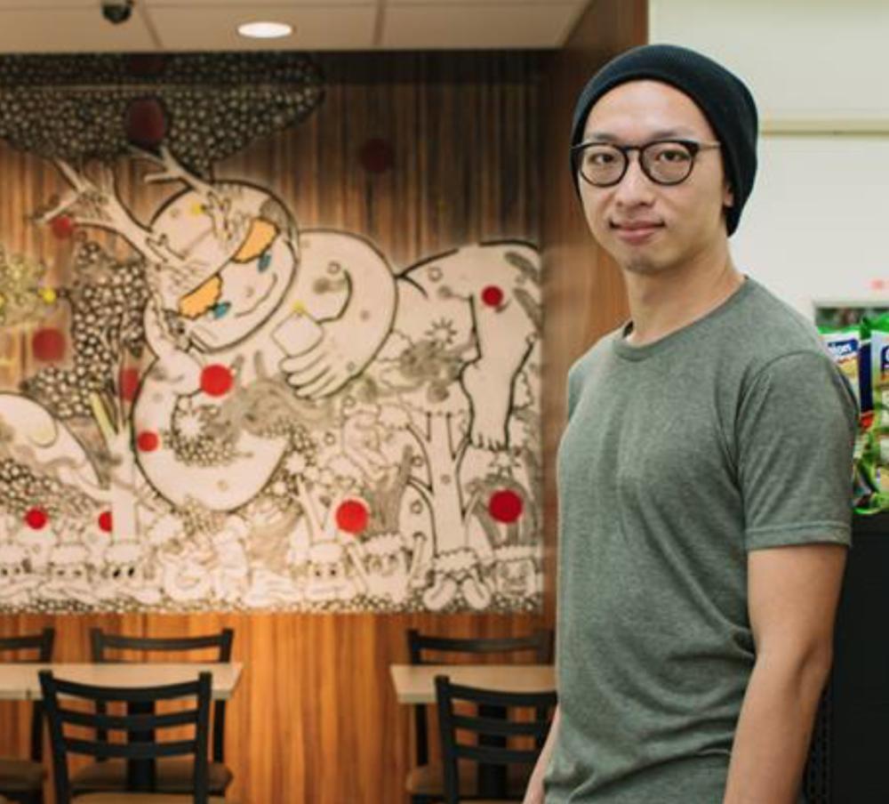 LVE WANG 王略  -塗鴉藝術家