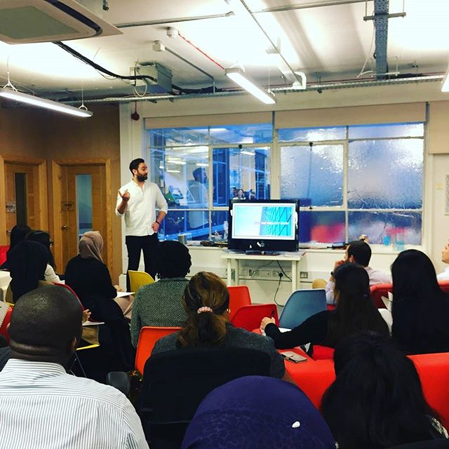 We had a great time this week hosting an event with CIMA. Some awesome Grads! #startup #accountants #accounts #oldstreet #shoreditch #entrepreneur