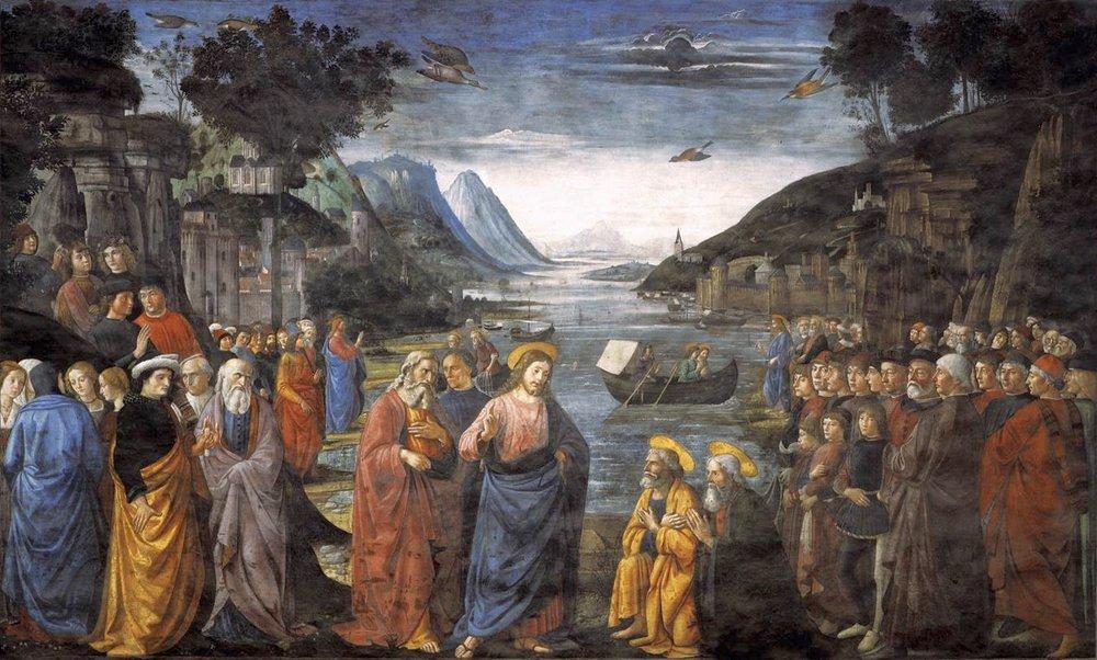 Ghirlandaio,_Domenico_-_Calling_of_the_Apostles_-_1481.jpg