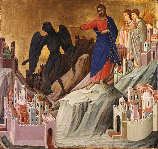 512px-Duccio_-_The_Temptation_on_the_Mount.jpg