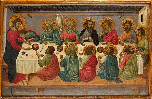 512px-1г_Ugolino_di_Nerio._The_Last_Supper_Metropolitan_mus._N-Y.jpg