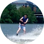 """I had the best time! I instantly felt like I was with friends on the boat and being on the river with the city as your backdrop is just amazing! I'd highly recommend WakeUp PGH to anyone that is looking to have some fun on the water. It's a great time and truly a fun and unique experience you can't find anywhere else in Pittsburgh! ""                                                            Dan, Carrick"