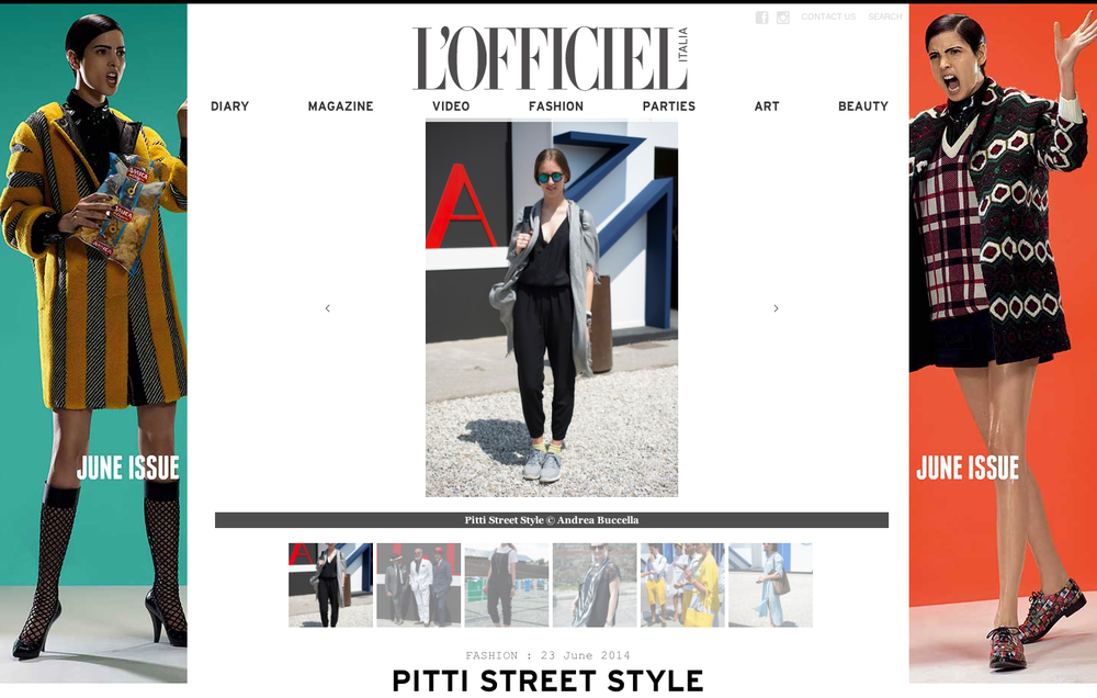 On l'officiel italia