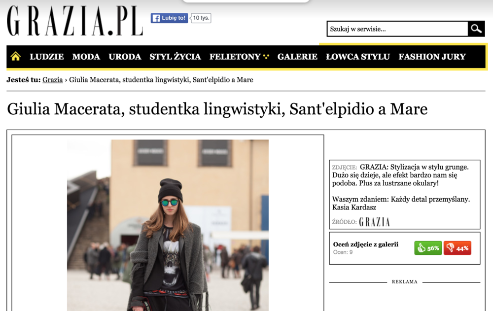 on grazia.pl