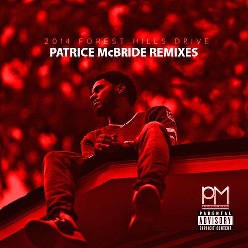 2014 Forest Hills Drive (Patrice McBrides Remixes) Cover Art