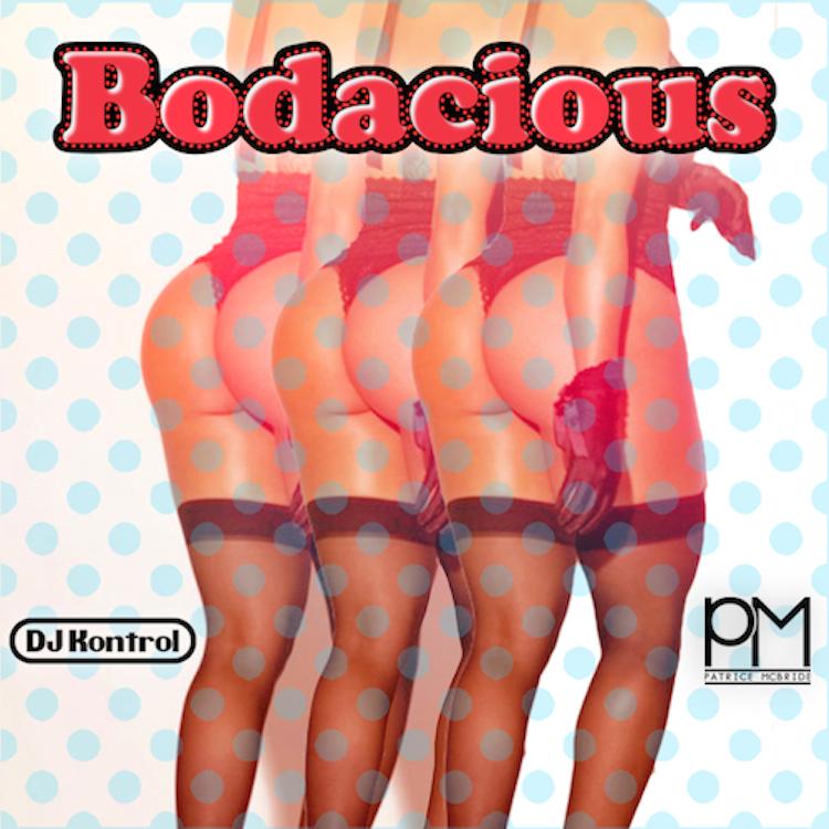Bodacious Cover Art