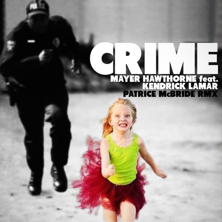 Crime Remix Cover Art