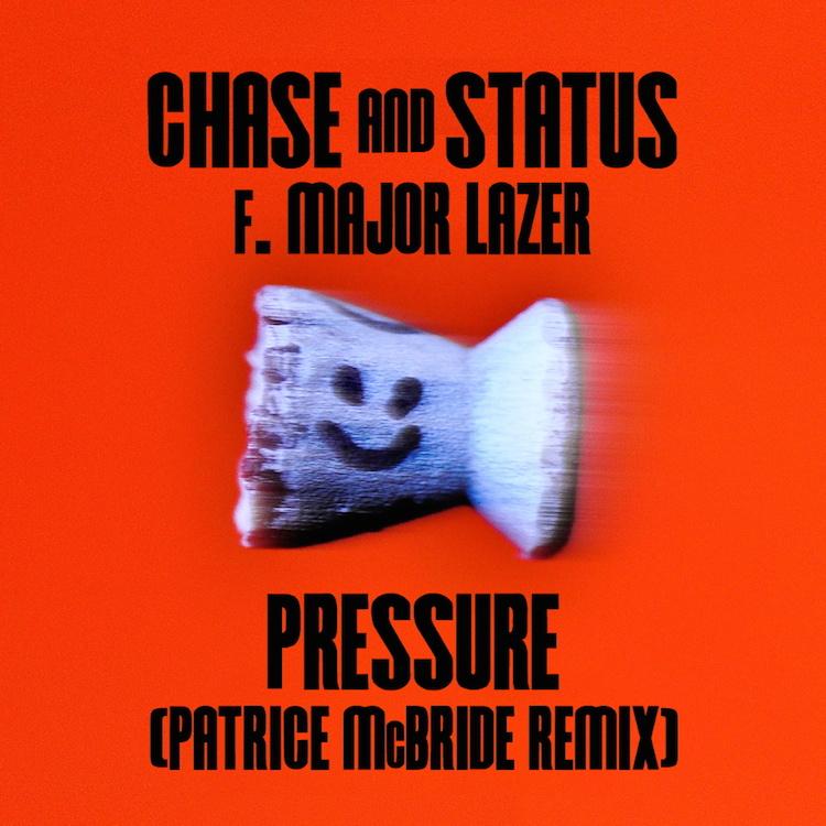 Pressure Remix Cover Art