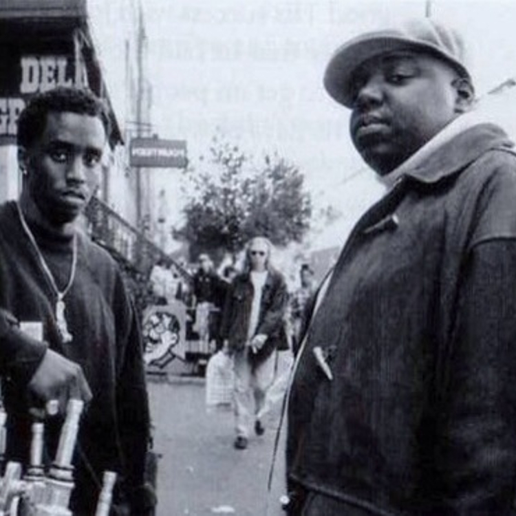 Notorious B.I.G. -Notorious Thugs (Patrice McBride Re