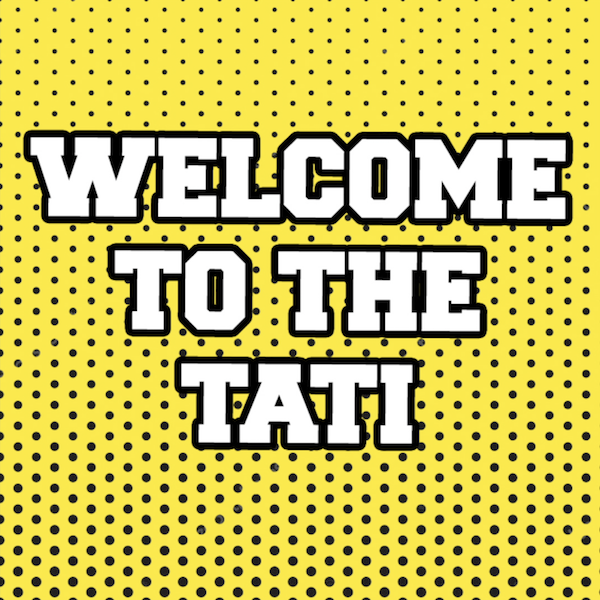 Welcome To The Tati (Patrice McBride Blend)