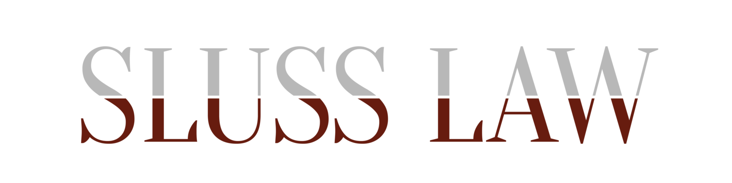 Sluss Law LLC
