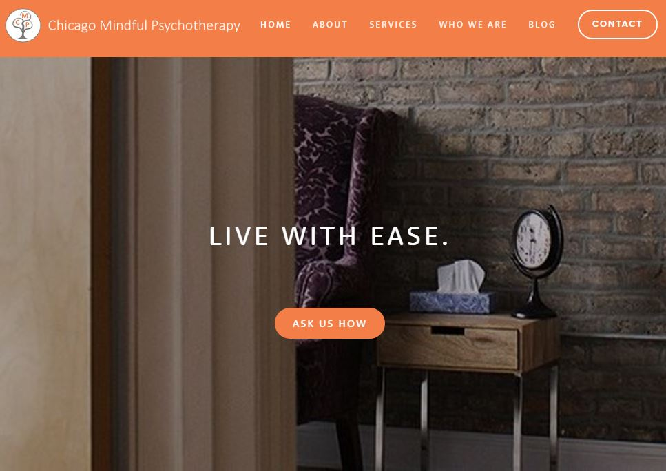 Chicago Mindful Psychotherapy Practice