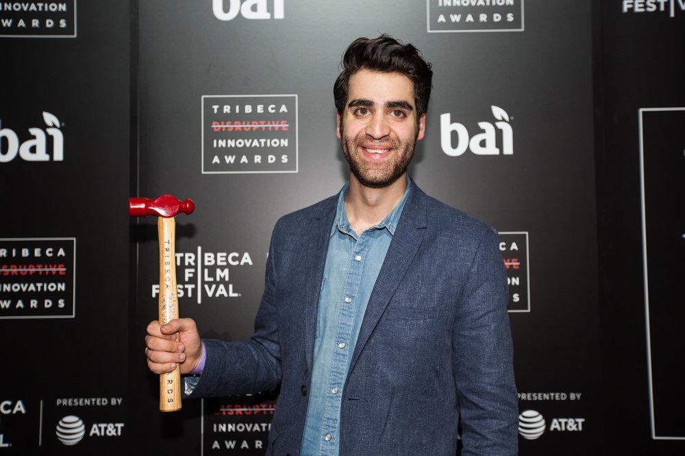 20170425-Tribeca Disruptive Innovation Awards-0084.jpg