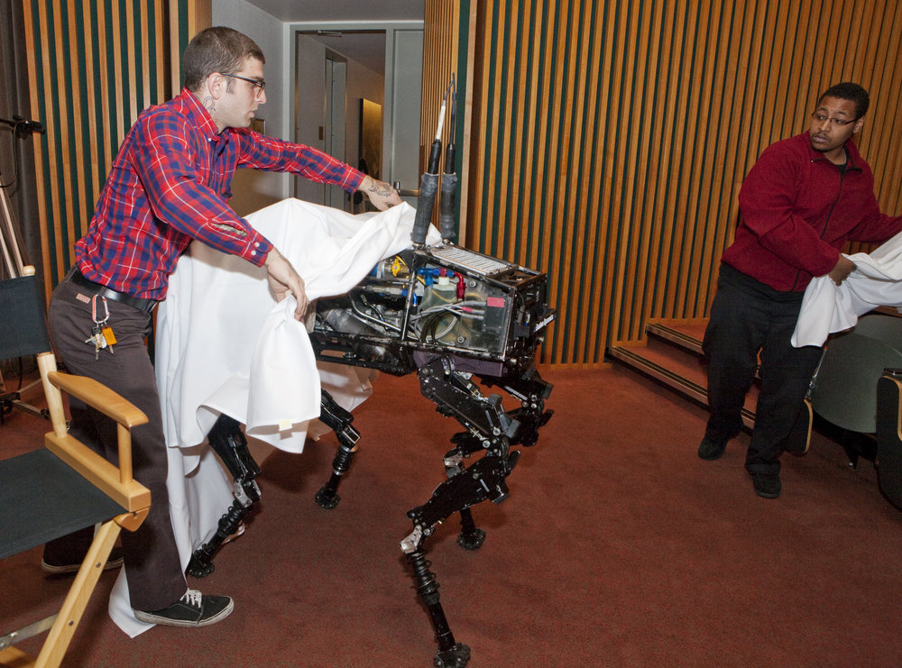 DARPA - Cheeta Robot