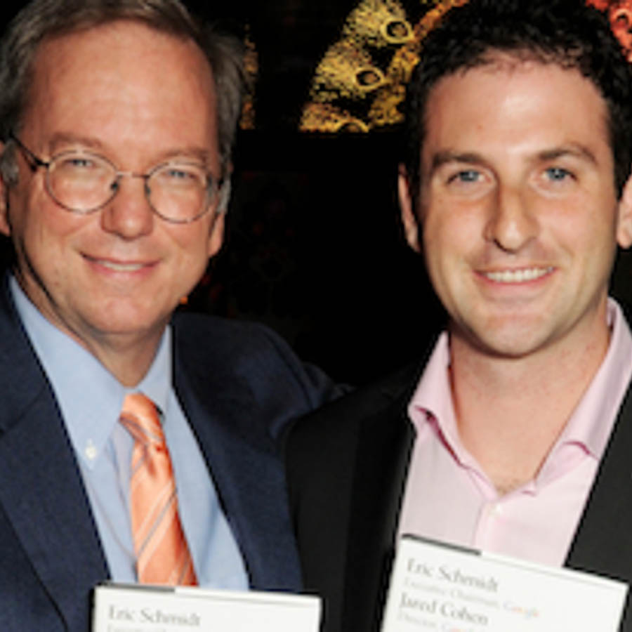 JARED COHEN & ERIC SCHMIDT - THE DIGITAL DISRUPTION -
