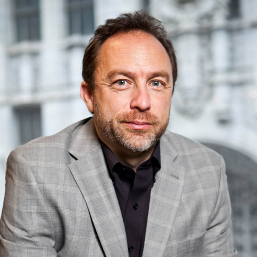 JIMMY WALES - WIKIPEDIA -