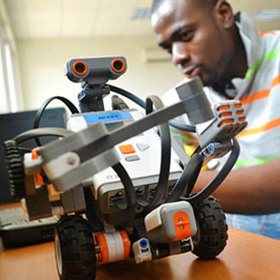 THE AFRICAN ROBOTICS NETWORK -