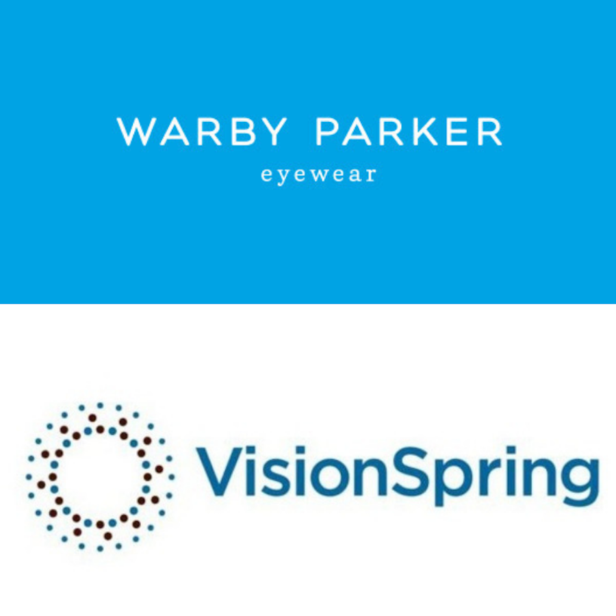 WARBY PARKER + VISIONSPRING -
