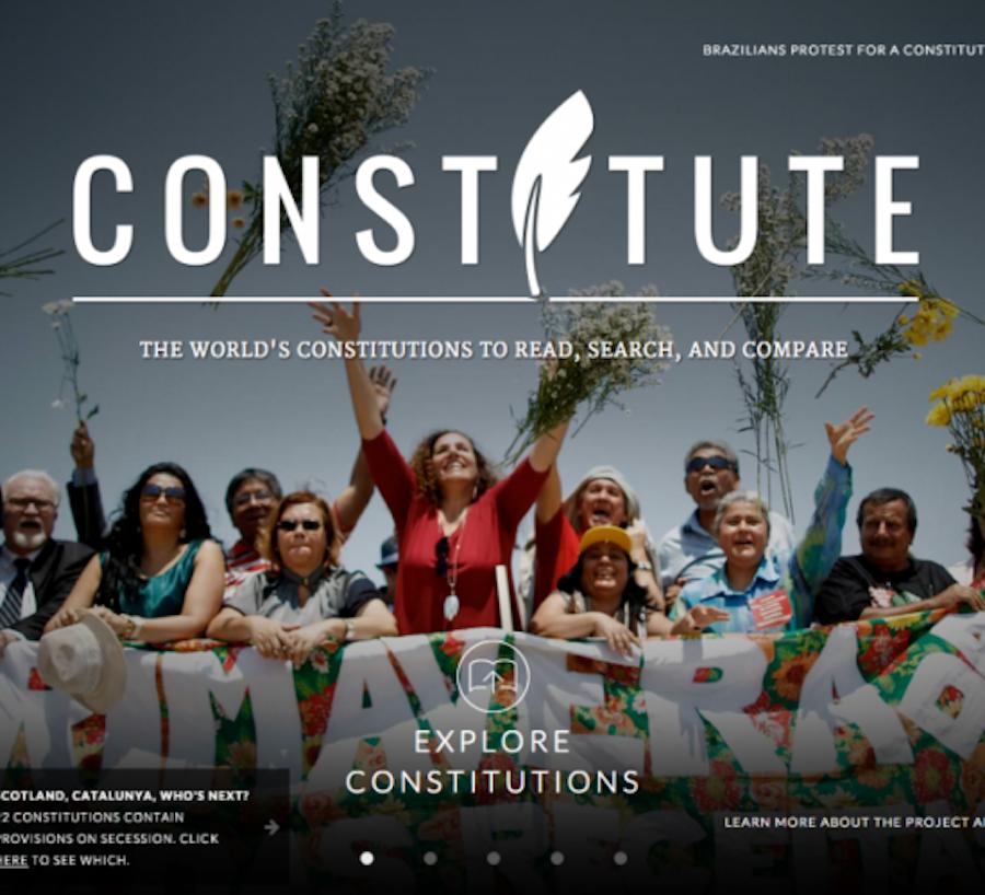 CONSTITUTE PROJECT -