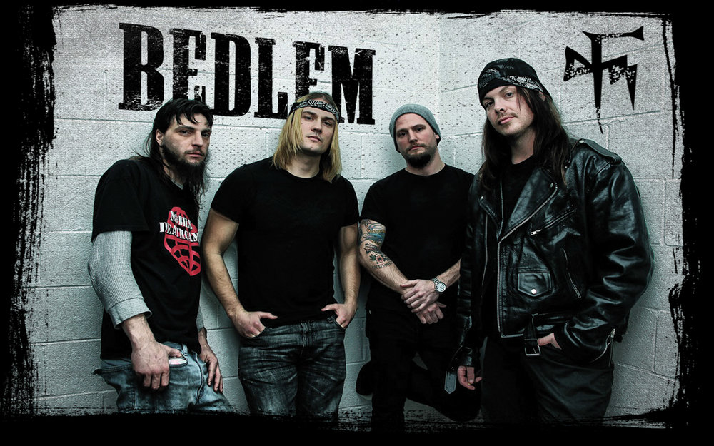 "Catch BEDLEM live at THE FORGE in Joliet, IL Oct 14th! Come and celebrate and be in their video for their soon to be released single ""EPIDEMIC"" from their debut album ""Back to Bedlem""! Itunes digital pre sales OCT 16TH/official release OCT 31ST"