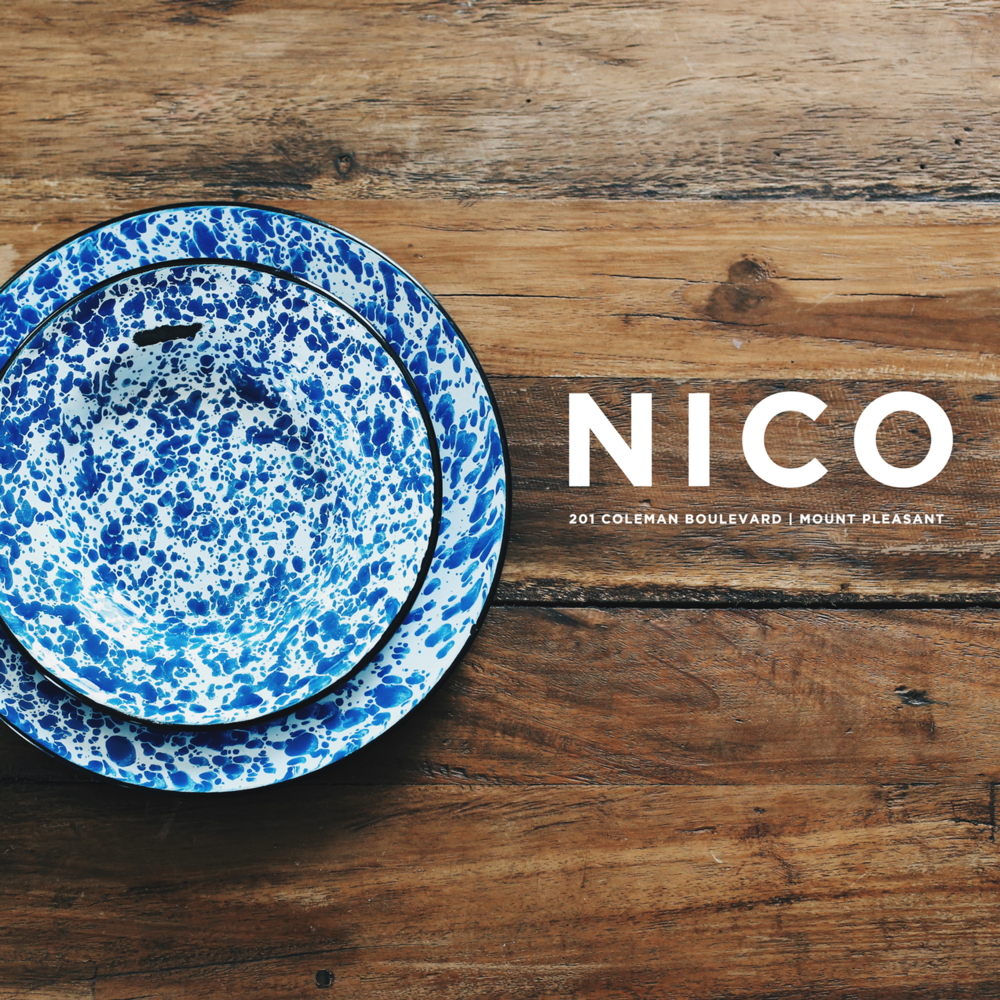 HOLY CITY SINNER |  Chef Nico Romo Teases New Mt. Pleasant Restaurant -