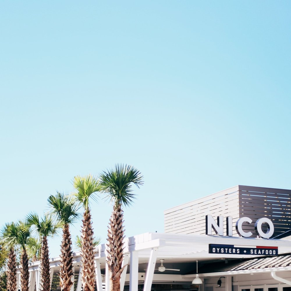 CHARLESTON CITY PAPER |  First Look: NICO Brings an Outdoor Patio & Scotch Oysters to Mount Pleasant -