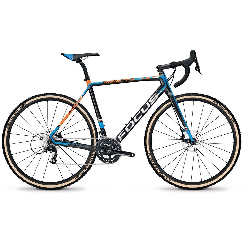 MARES CX 2.0 DISC RIVAL HYDRAULIC (2015)