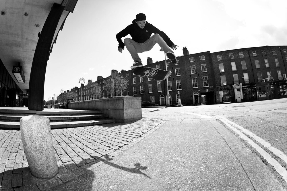 Kickflip / Photo: NOB