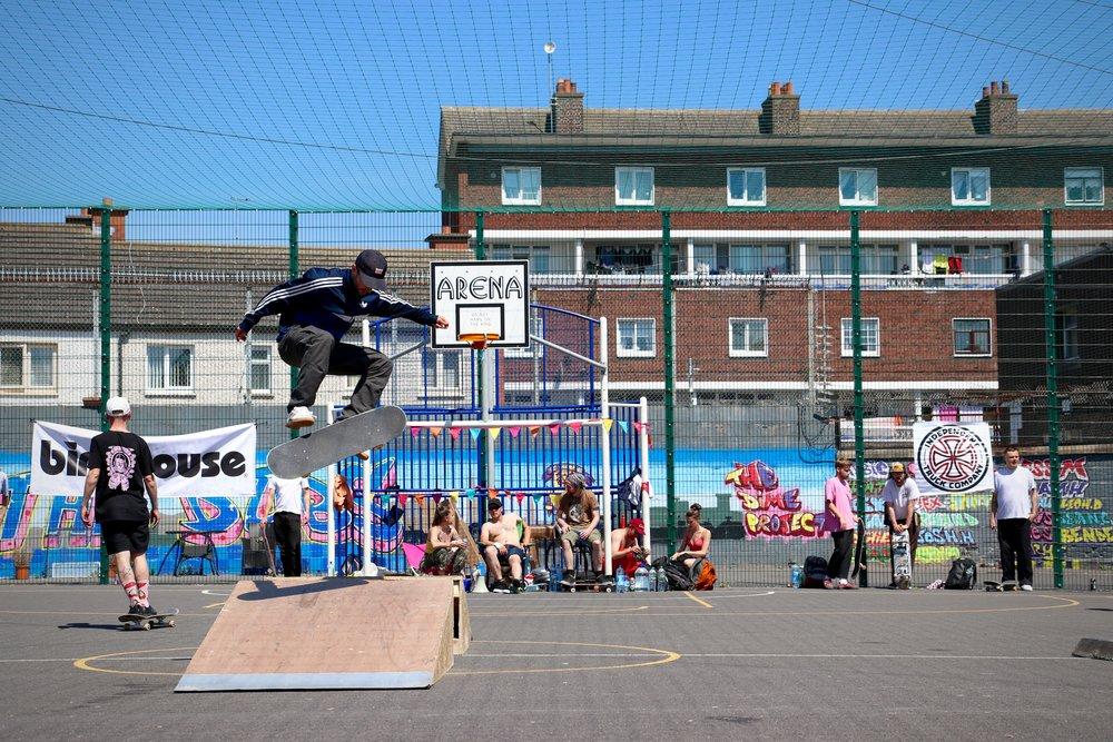 Dion McGarrity - 360 Flip (@dionmcg_90)