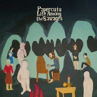 "Papercuts ""Life Among The Savages"" Mixing Memphis Industries/Vanguard 2015"