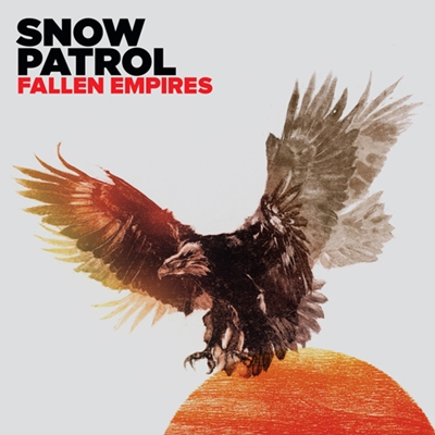 "Snow Patrol ""Fallen Empires"" Recording & Orchestral Recordings Fiction 2011"