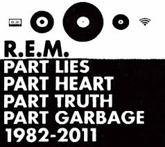 "R.E.M ""Part Lies, Part Heart, Part Truth, Part Garbage"" Recording/Mixing Warner Bros 2011"