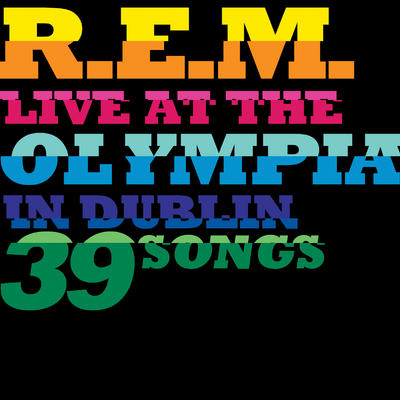 "R.E.M    ""Live At the Olympia""  Mixing   Warner Bros 2009"